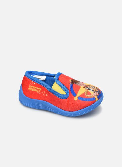 Chaussons Toy Story Serillon Rouge vue détail/paire