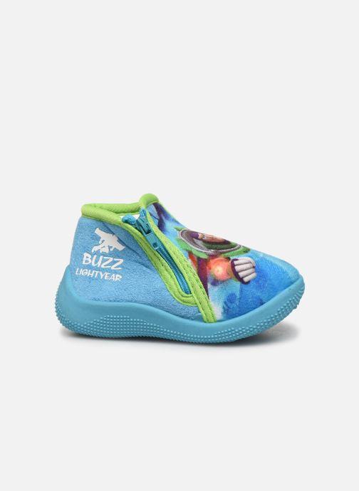 Chaussons Toy Story Sursaut Bleu vue derrière