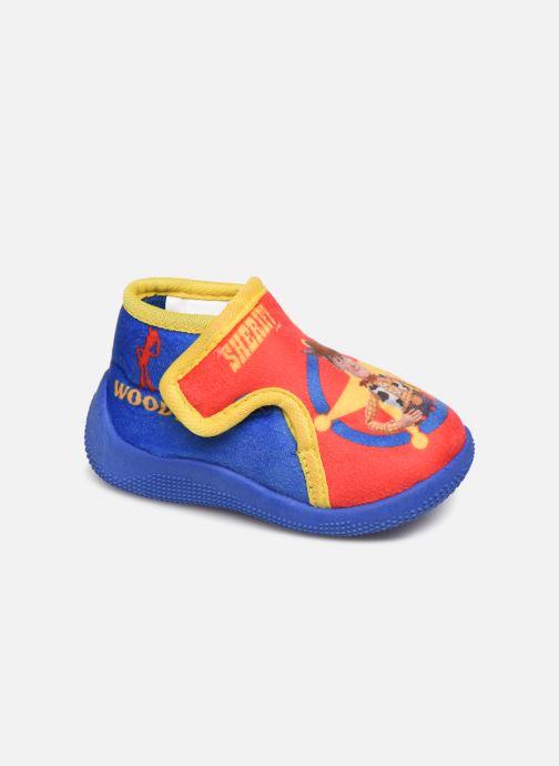 Chaussons Toy Story Sursaut Rouge vue détail/paire