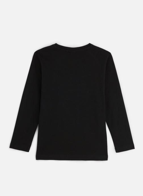 Kleding BOSS T-shirt J25E45 Zwart onder