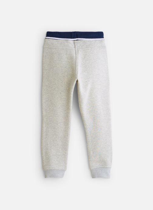 Vêtements BOSS Jogging J24617 Gris vue bas / vue portée sac