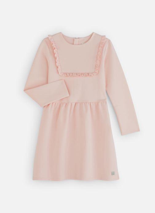 Vêtements CARREMENT BEAU Robe Y12182 Rose vue détail/paire