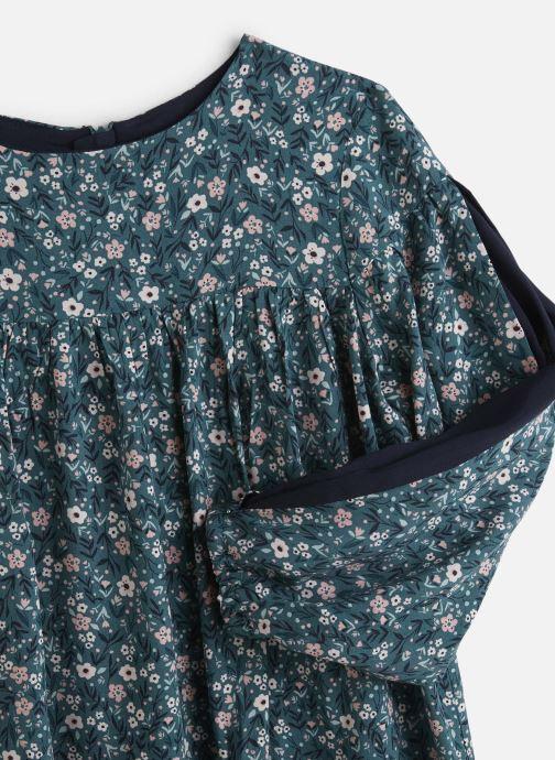Vêtements CARREMENT BEAU Robe Y12192 Vert vue portées chaussures