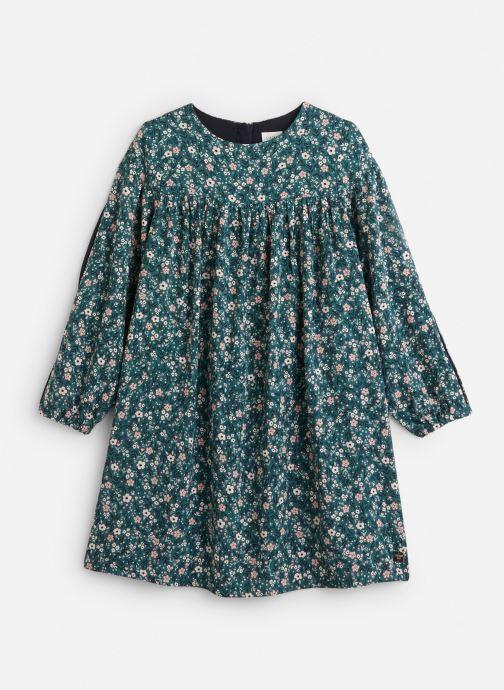Vêtements CARREMENT BEAU Robe Y12192 Vert vue détail/paire