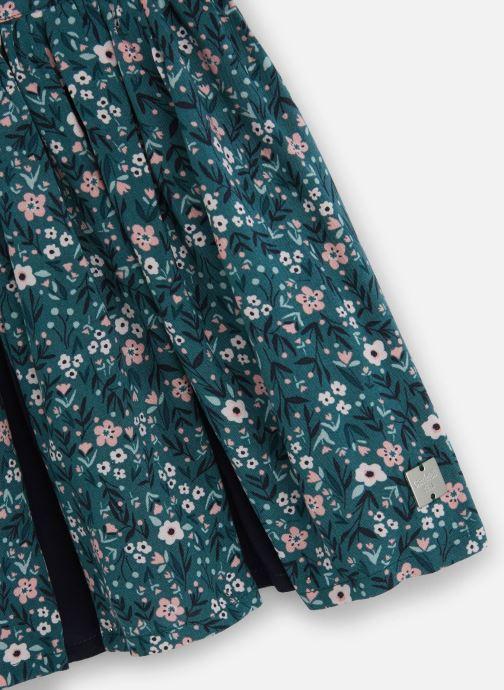 Vêtements CARREMENT BEAU Jupe Y13072 Vert vue portées chaussures