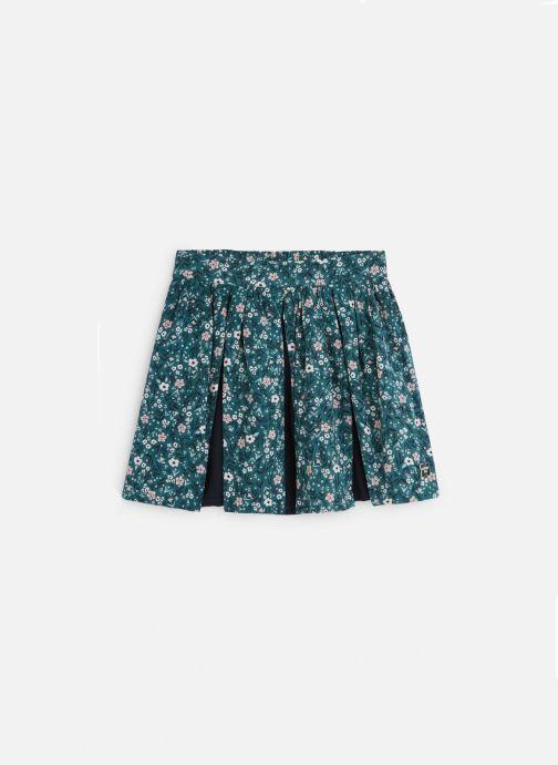 Vêtements CARREMENT BEAU Jupe Y13072 Vert vue détail/paire