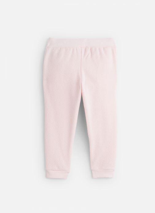 Vêtements CARREMENT BEAU Pantalon Y14136 Rose vue bas / vue portée sac