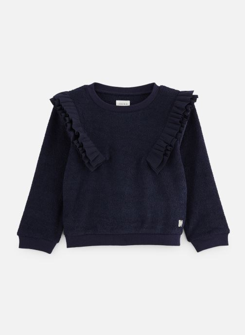 Vêtements CARREMENT BEAU Sweat Y15314 Bleu vue détail/paire