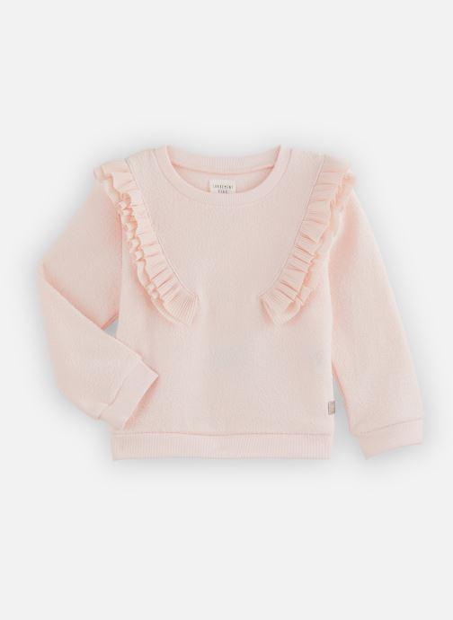 Vêtements CARREMENT BEAU Sweat Y15314 Rose vue détail/paire