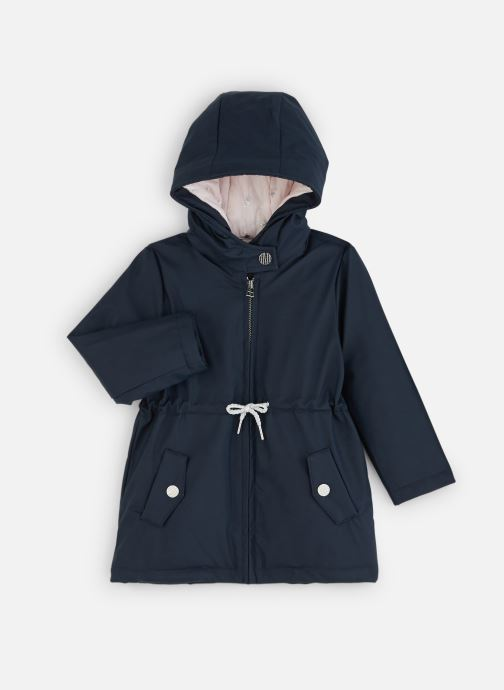 Vêtements CARREMENT BEAU Imper Y16068 Bleu vue détail/paire