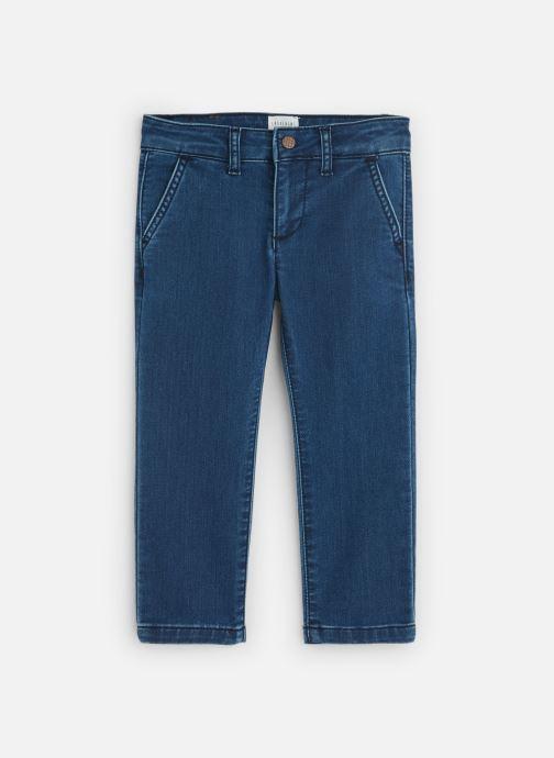 Vêtements CARREMENT BEAU Jean Y24122 Bleu vue détail/paire