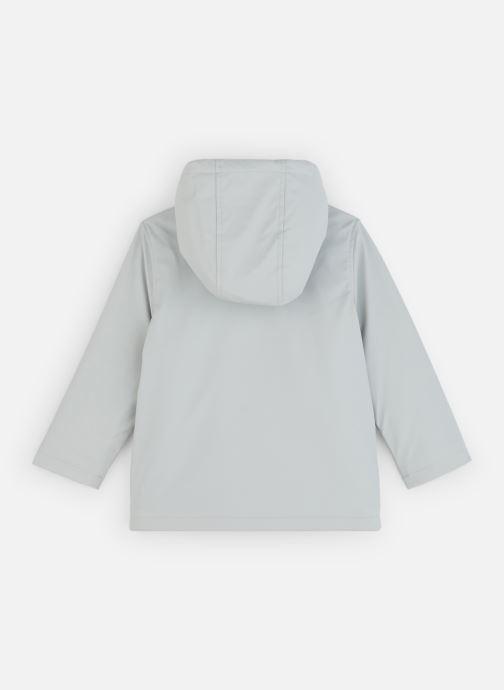 Vêtements CARREMENT BEAU Imper Y26077 Gris vue bas / vue portée sac