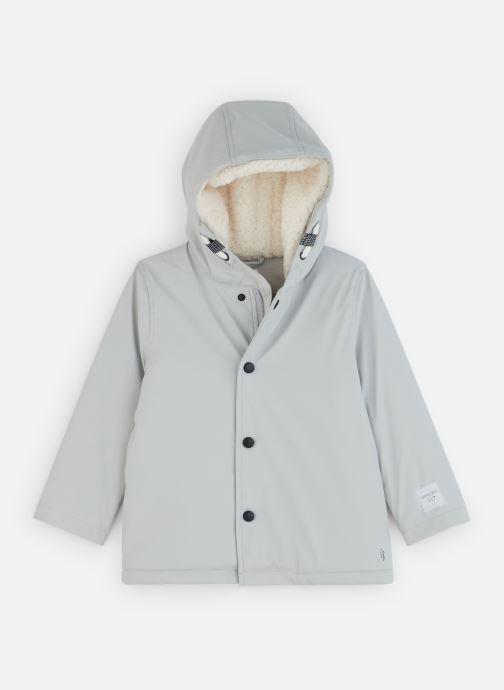 Vêtements CARREMENT BEAU Imper Y26077 Gris vue détail/paire