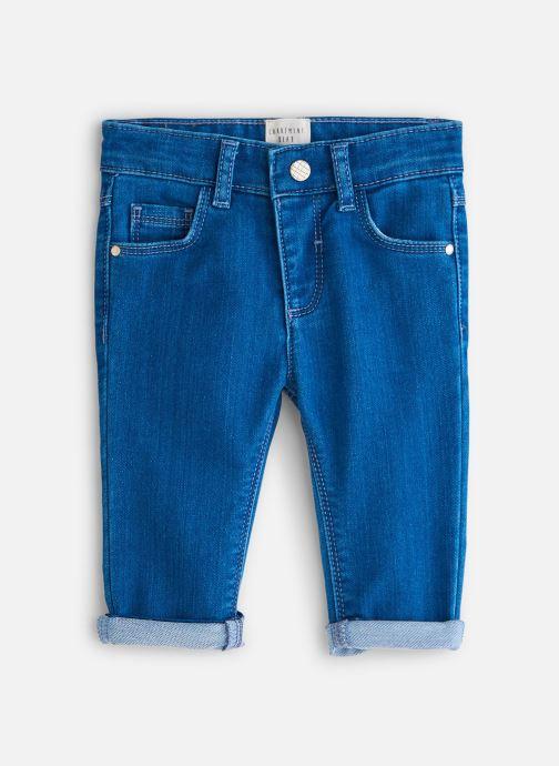 Vêtements Carrement Beau Jean Y94143 Bleu vue détail/paire