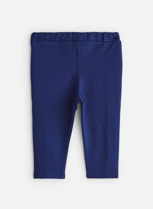 Vêtements CARREMENT BEAU Pantalon Y94147 Bleu vue bas / vue portée sac