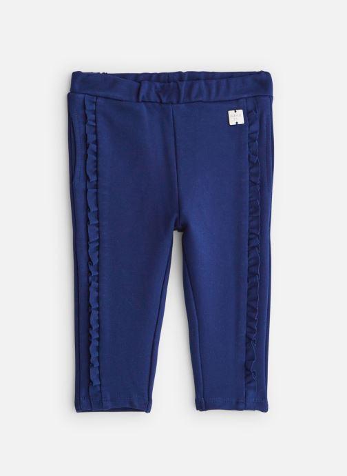 Vêtements CARREMENT BEAU Pantalon Y94147 Bleu vue détail/paire