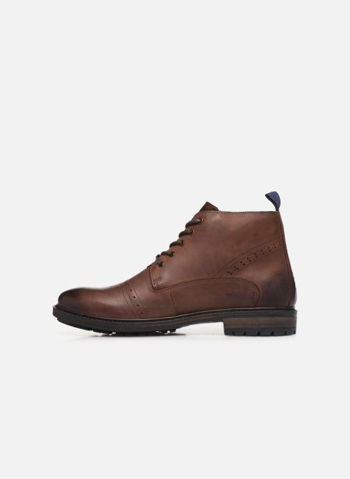 Bottines et boots TBS Avallon Marron vue face