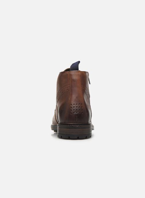 Bottines et boots TBS Avallon Marron vue droite