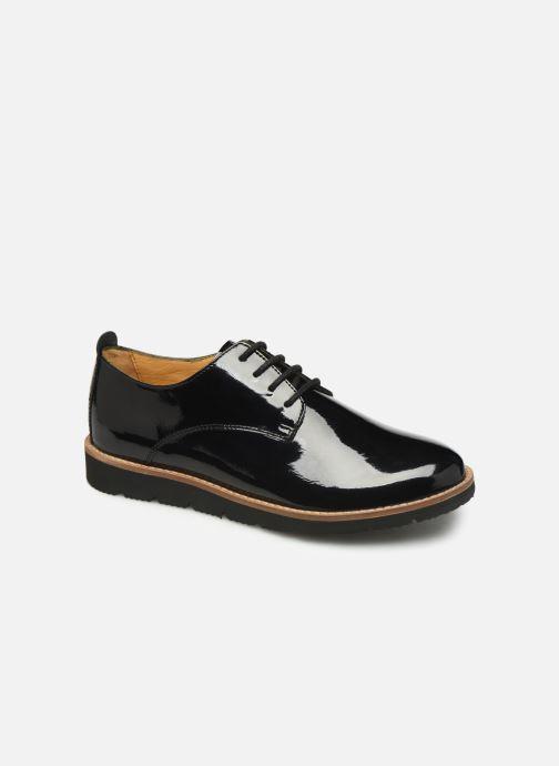 Zapatos con cordones TBS Calypso Negro vista de detalle / par