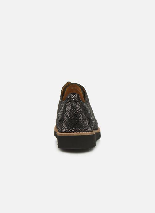 Chaussures à lacets TBS Calypso Noir vue droite