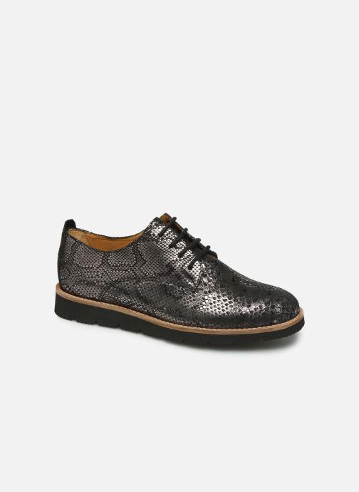 Chaussures à lacets TBS Calypso Noir vue détail/paire