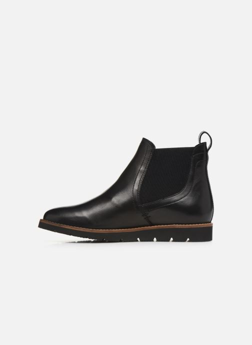 Ankle boots TBS Camilla Black front view
