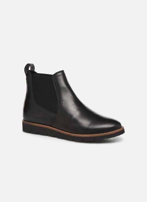 Boots en enkellaarsjes TBS Camilla Zwart detail