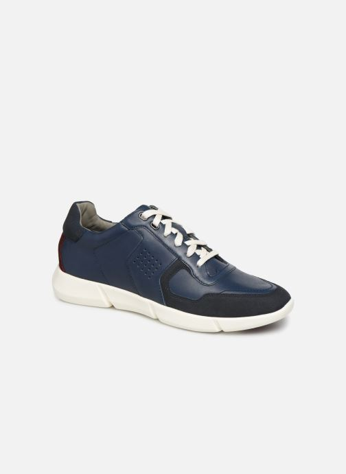 Sneaker TBS Fielder blau detaillierte ansicht/modell