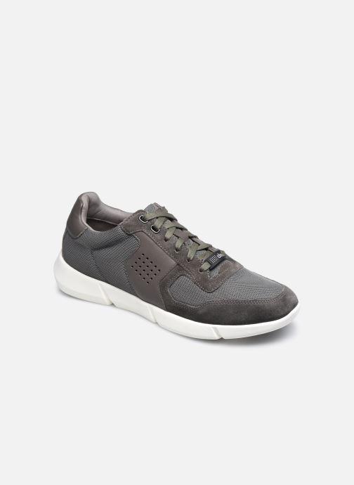 Sneakers TBS Fielder Grijs detail