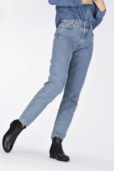 Stiefeletten & Boots TBS Gabriel schwarz ansicht von unten / tasche getragen