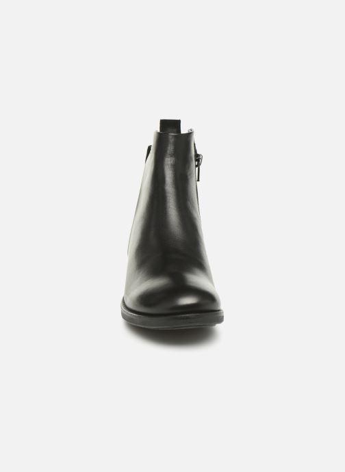 Bottines et boots TBS Gabriel Noir vue portées chaussures