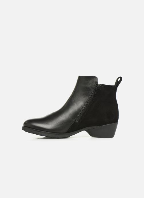 Stiefeletten & Boots TBS Gabriel schwarz ansicht von vorne