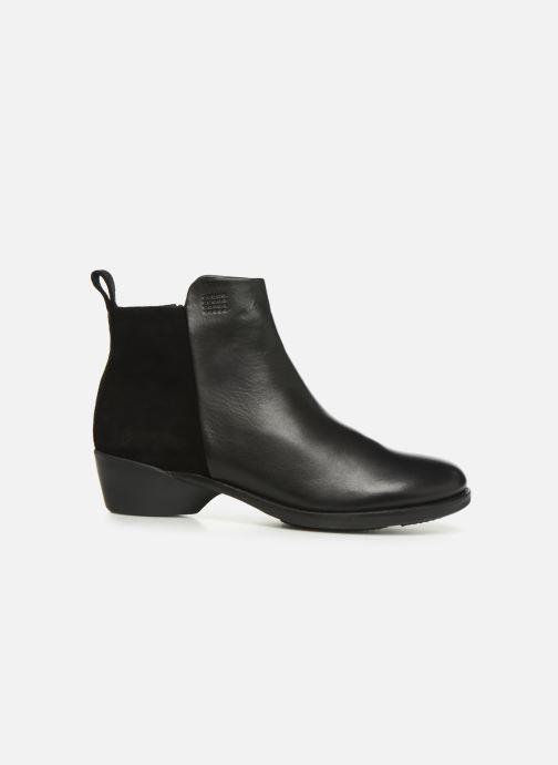 Bottines et boots TBS Gabriel Noir vue derrière