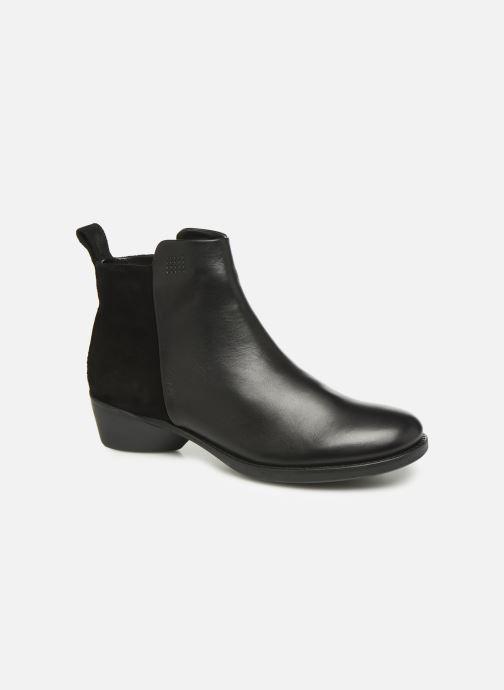 Bottines et boots TBS Gabriel Noir vue détail/paire