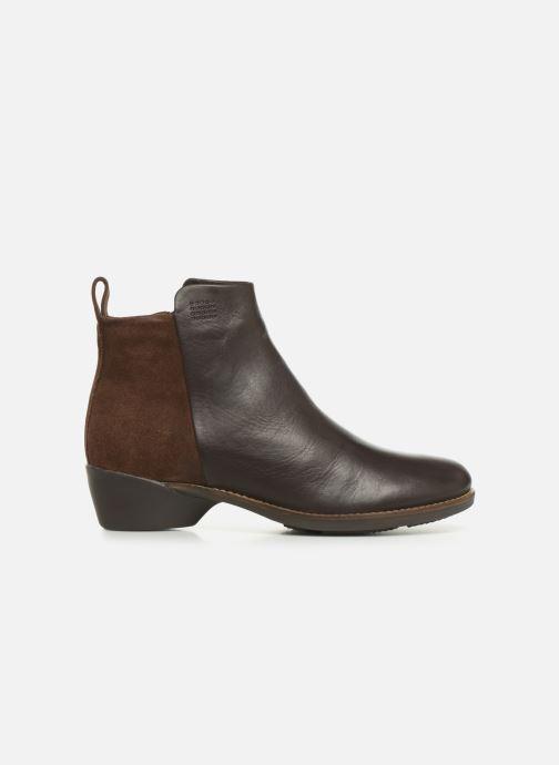Bottines et boots TBS Gabriel Marron vue derrière