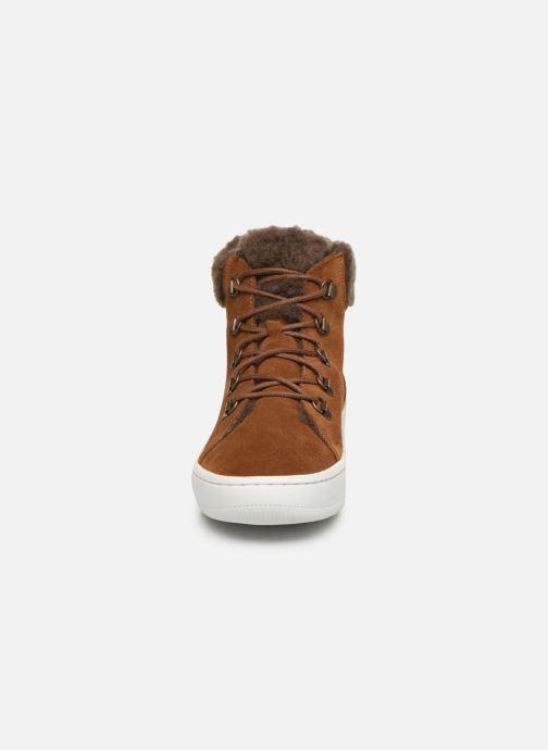 Bottines et boots TBS Iceland Marron vue portées chaussures