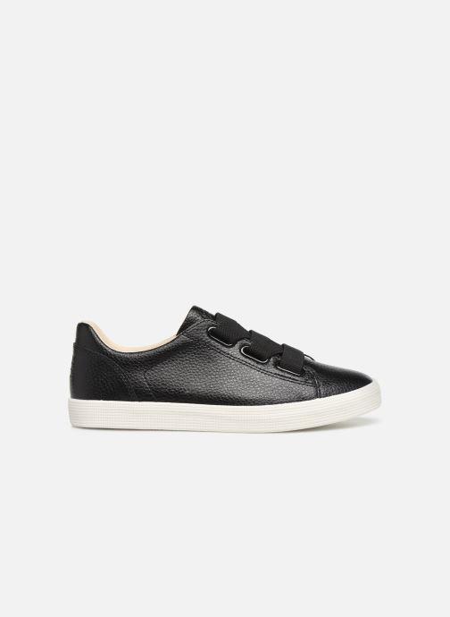 Sneaker TBS Andorra schwarz ansicht von hinten