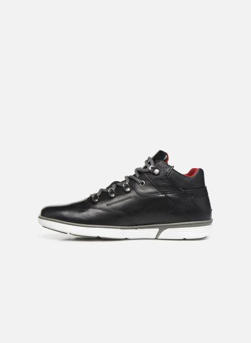 Sneaker TBS Kempton schwarz ansicht von vorne