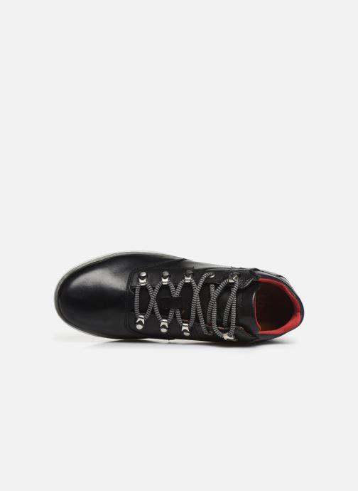 Sneaker TBS Kempton schwarz ansicht von links