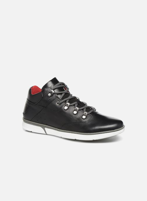 Sneaker TBS Kempton schwarz detaillierte ansicht/modell