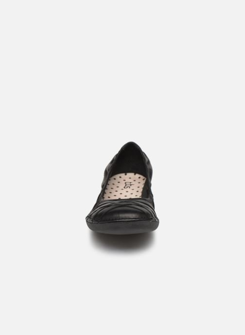 Ballerines TBS Maiwenn Noir vue portées chaussures
