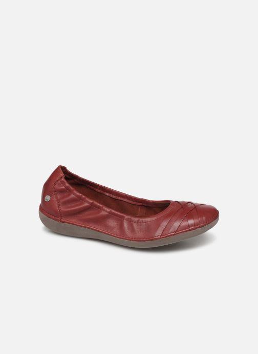 Ballerinas TBS Maiwenn rot detaillierte ansicht/modell