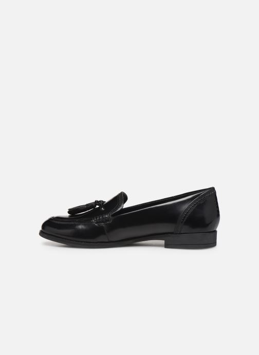 Mocassins TBS Maltese Noir vue face