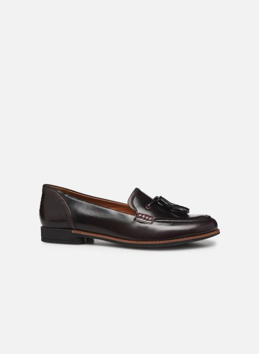Loafers TBS Maltese Burgundy back view