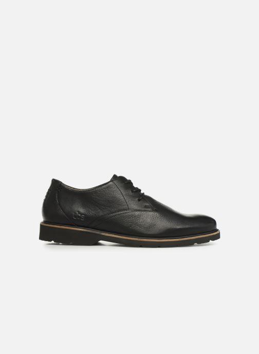 Chaussures à lacets TBS Painton Noir vue derrière