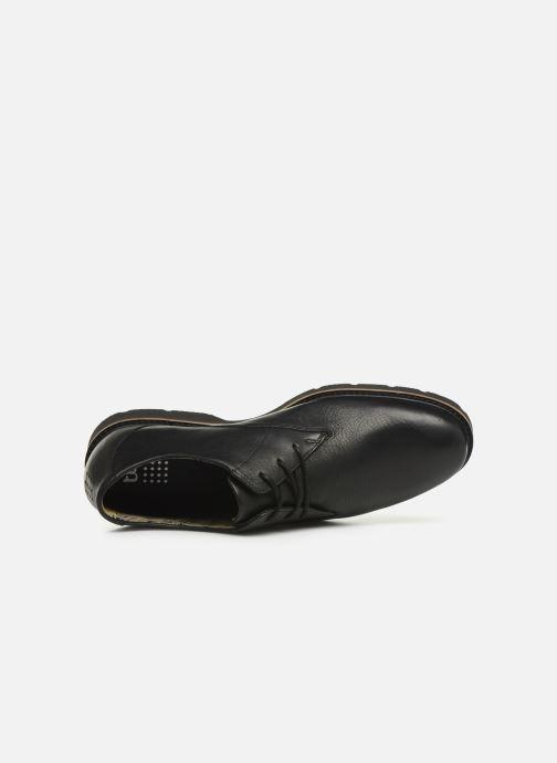 Chaussures à lacets TBS Painton Noir vue gauche