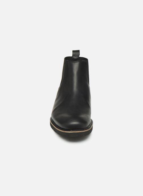 Bottines et boots TBS Paisley Noir vue portées chaussures