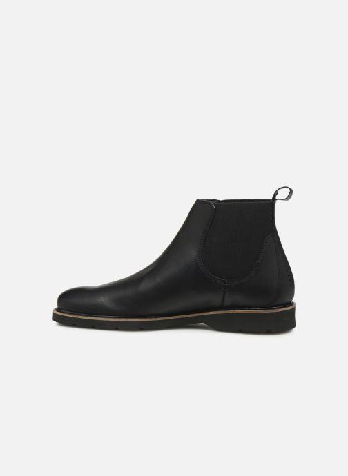 Bottines et boots TBS Paisley Noir vue face