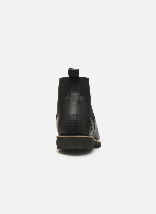 Bottines et boots TBS Paisley Noir vue droite