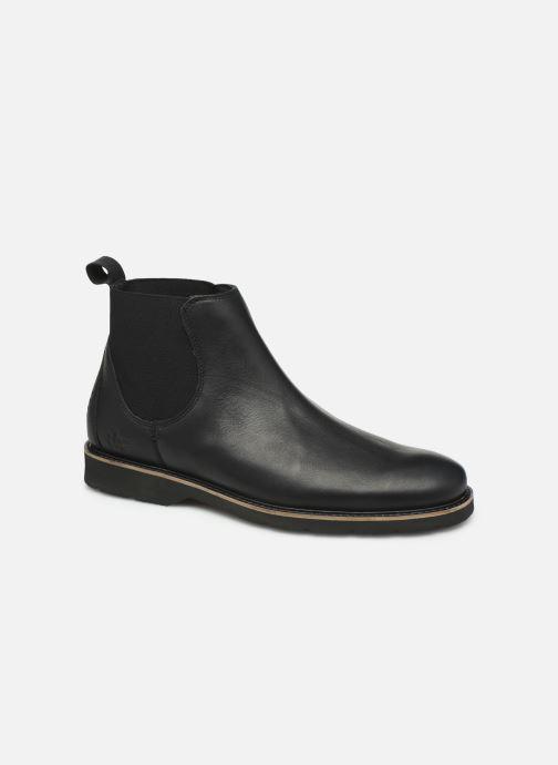 Bottines et boots TBS Paisley Noir vue détail/paire